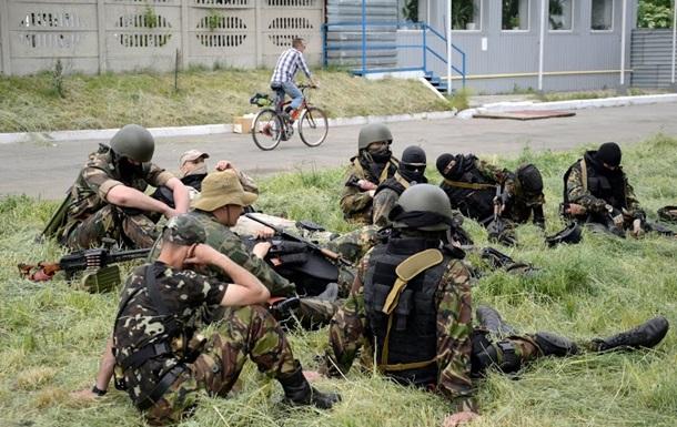 В Донецке захватили здание Центрального городского объединенного военкомата - СМИ
