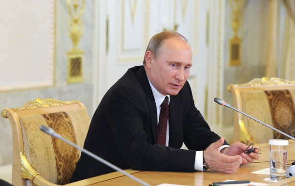 Путин, Меркель и Олланд по телефону обсудили ситуацию в Украине