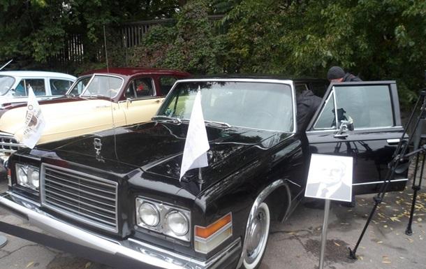 Лимузин Щербицкого будет выставлен на аукцион