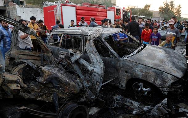 На севере Ирака взорвался заминированный автомобиль: погибли люди