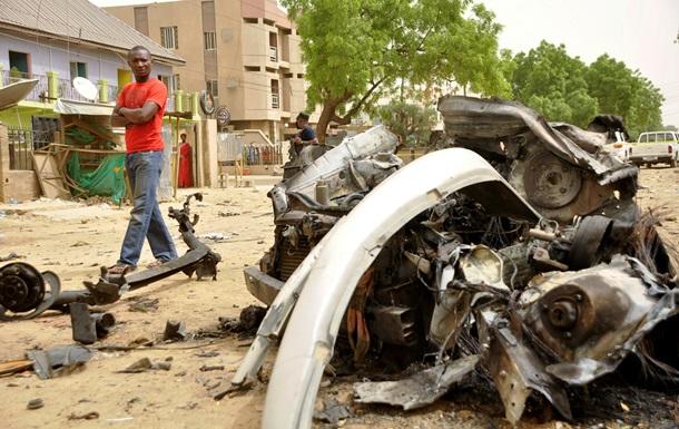 В Нигерии смертник подорвал себя в толпе зрителей финала Лиги чемпионов