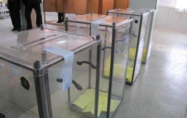 В Луганской области избиратели смогут проголосовать только в двух округах
