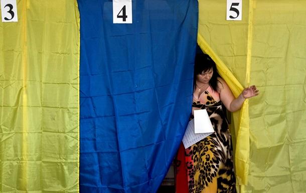 В Донецкой области голосование проходит на 308 избирательных участках - ОГА