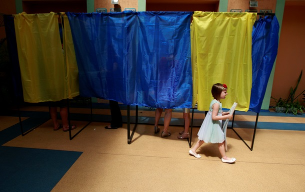 Результаты выборов в Украине 2014: экзит-поллы