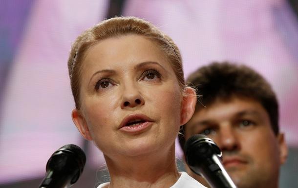 Тимошенко  сделает все возможное , чтобы помочь новой власти строить сильную Украину