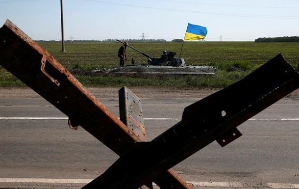 При нападении на блокпост АТО в Славянске убиты два боевика - Селезнев