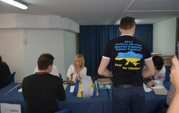 Избиратели в Израиле первое место отдали Порошенко, а второе – Ляшко