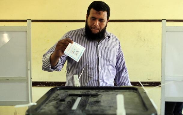 В Египте завершился первый день голосования на выборах президента
