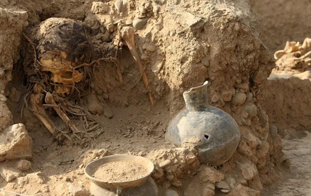 В Чили школьники обнаружили мумию возрастом семь тысяч лет