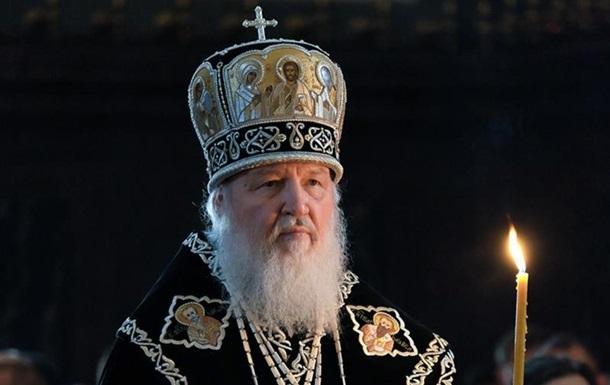 Московский патриарх Кирилл поздравил Порошенко с победой на выборах