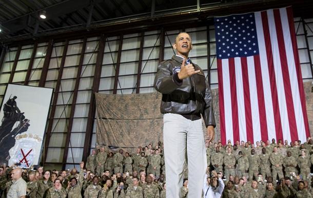 Обама прекратит самую продолжительную войну в истории США через 2 года