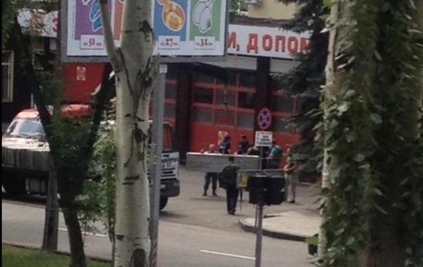 Стрельба в центре Донецка прекращена - горсовет