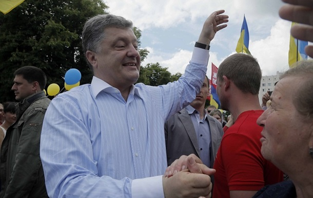 Большие планы. Какими будут первые шаги президента Порошенко