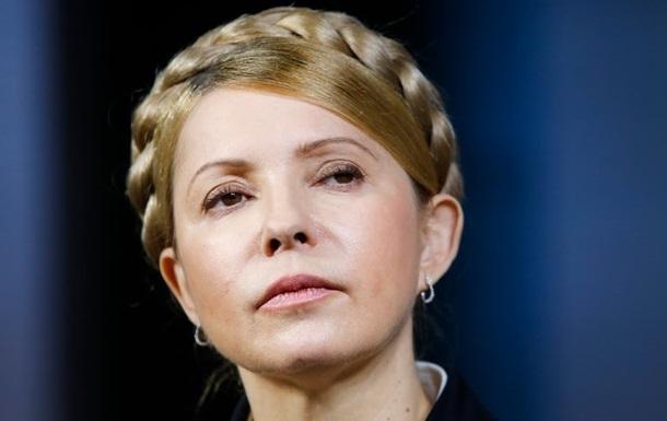 Тимошенко возглавила рейтинг самых популярных в СМИ политиков во время выборов-2014