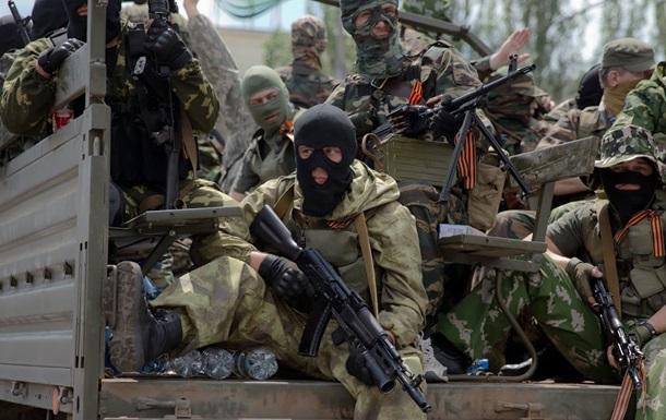 Боевики на востоке никуда не отступают - командир батальона Донбасс