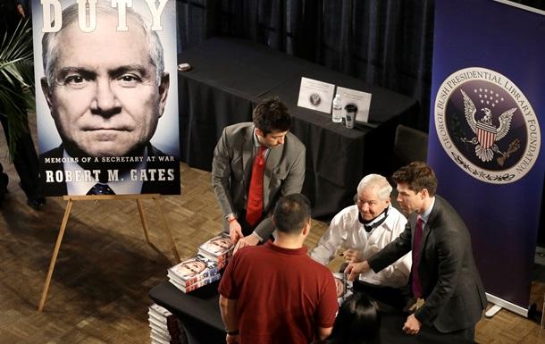 Корреспондент: Украине не место в НАТО - экс-глава Пентагона Роберт Гейтс