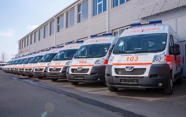 В Донецкой области сторонники ДНР похищают автомобили скорой помощи