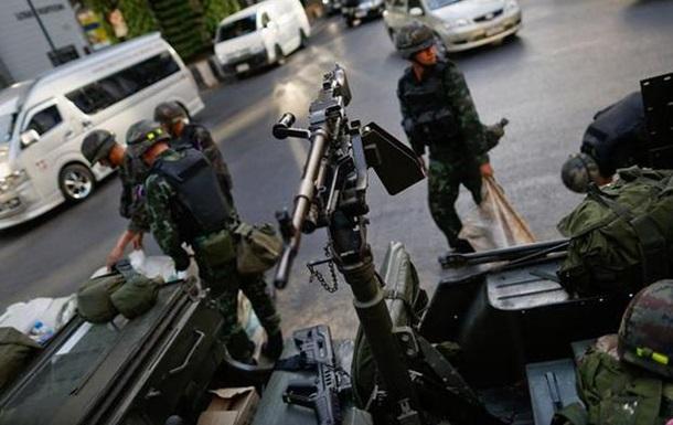Таиланд на военном положении: как развивались события