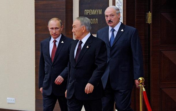 Лукашенко не устраивает договор о создании ЕАЭС
