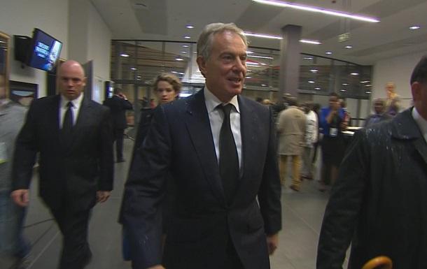 Великобритания рассекретит переписку между Тони Блэром и Джорджем Бушем
