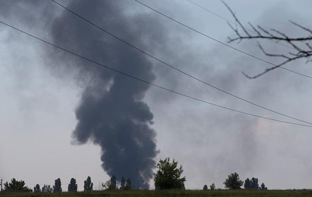 Район АТО полностью блокирован силовиками – министр