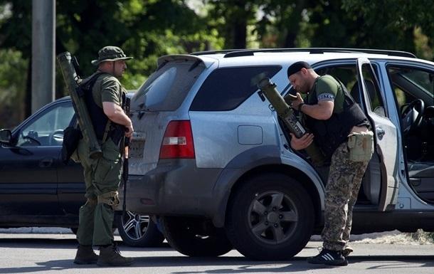 Сообщения о чеченских боевиках в Украине тревожат США