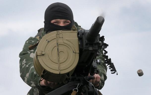 Силовики уничтожили артустановку НОНА под Славянском - Селезнев