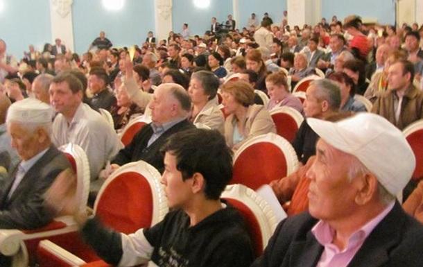 В Казахстане задумали  вернуть страну народу