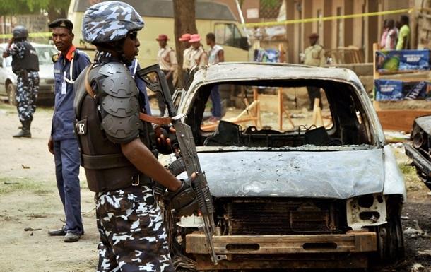Взрыв во время футбольного матча в Нигерии унес десятки жизней