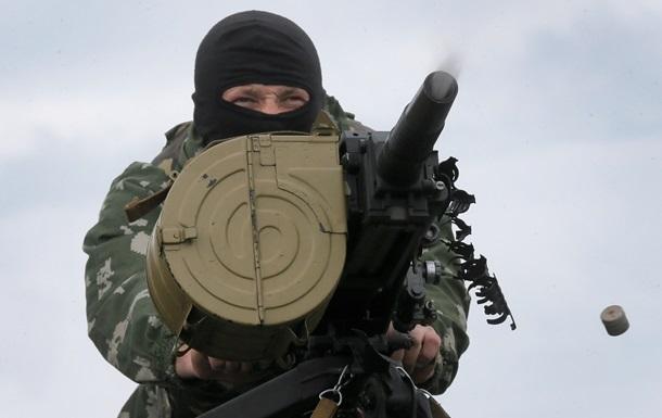 Под Славянском вновь обстреляли блокпост украинских военных - Селезнев
