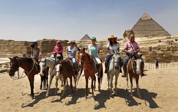 В Египте начали взимать налог с туристов