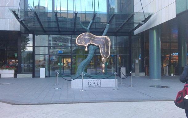 В Париже ограбили музей Сальвадора Дали