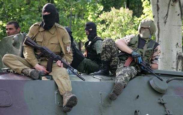 Возле Донецка расстреляли патруль ГАИ, есть раненые