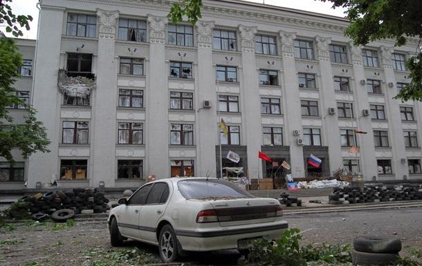 Итоги 2 июня: бои за Луганск, взрыв в ОГА, газовые переговоры и объявление Порошенко президентом