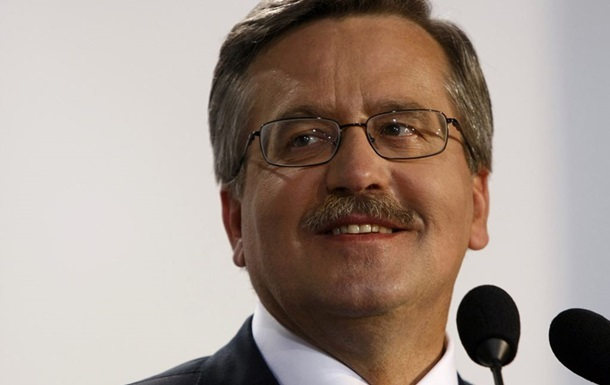 Президент Польши примет участие в инаугурации Порошенко