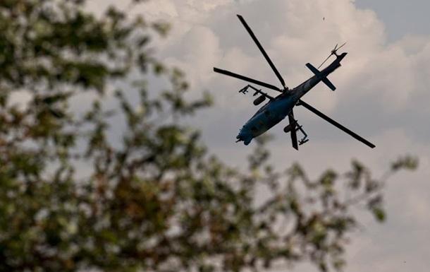В центре АТО заявляют, что возле Славянска украинская авиатехника не пострадала