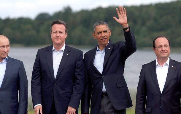 Олланду придется отужинать дважды, чтобы Обама и Путин не пересеклись - The Telegraph