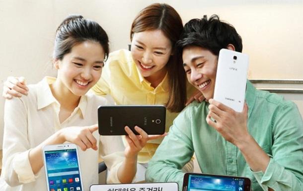 Еще больше. Samsung представила гигантский смартфон