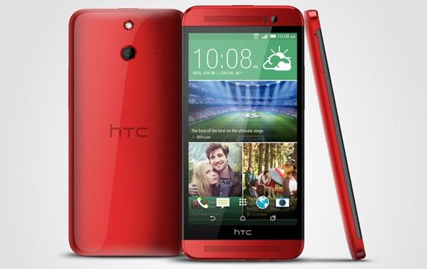 HTC показала новую версию своего флагмана - с пластиковым корпусом и 13-МП камерой