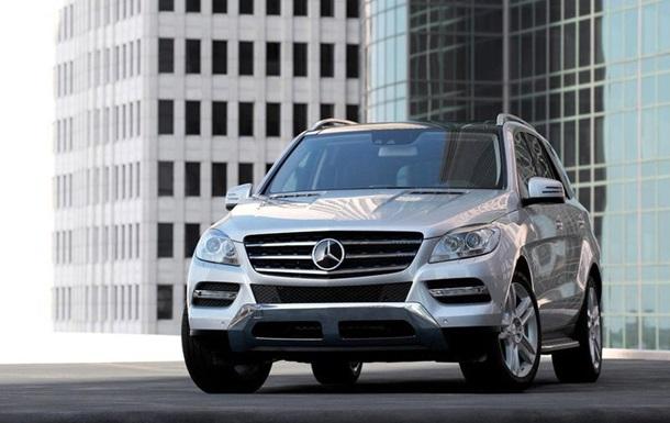 Обновленный Mercedes M-Class получит гибридную силовую установку