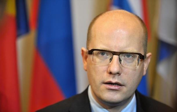 Чехия против усиления сил НАТО в Европе