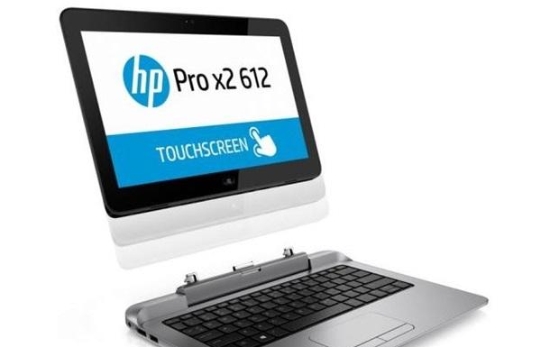 Hewlett-Packard представила 12,5-дюймовый планшет-трансформер
