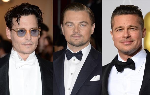 Harper s Bazaar назвал 25 самых красивых и сексуальных мужчин всех времен