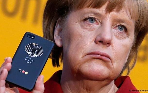 В Германии расследуют дело о прослушивании Меркель спецслужбами США