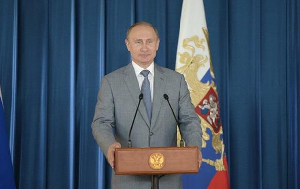 Россия заинтересована в суверенитете Украины - Путин