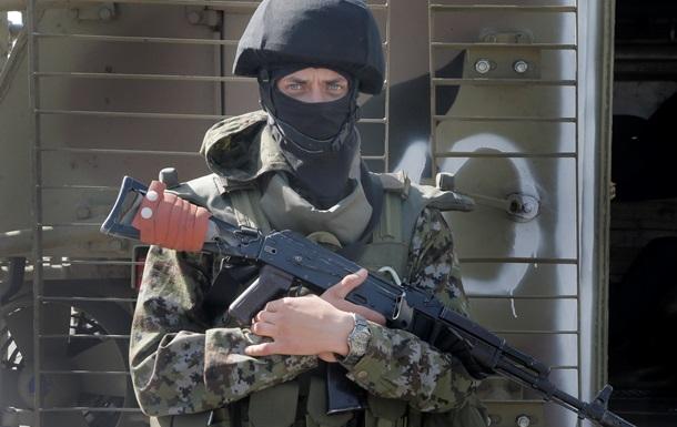 Третий батальон Нацгвардии в ближайшее время прибудет в зону АТО -  Семенченко