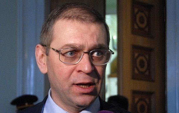 Пашинский выступает за введение военного положения в Донецкой и Луганской областях