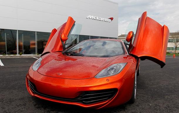 Автокомпания McLaren впервые получила прибыль