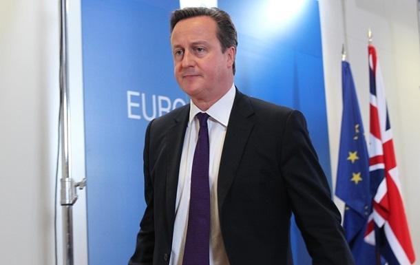 Если Россия не признает выборы в Украине, будут введены новые санкции - Кэмерон