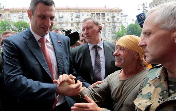 Кличко подписал первые распоряжения на посту мэра Киева